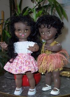 Mes 2 petites Bellas inséparables